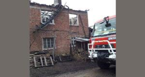 Събират средства в помощ на семейство от Кости, изгубило дома си при пожар