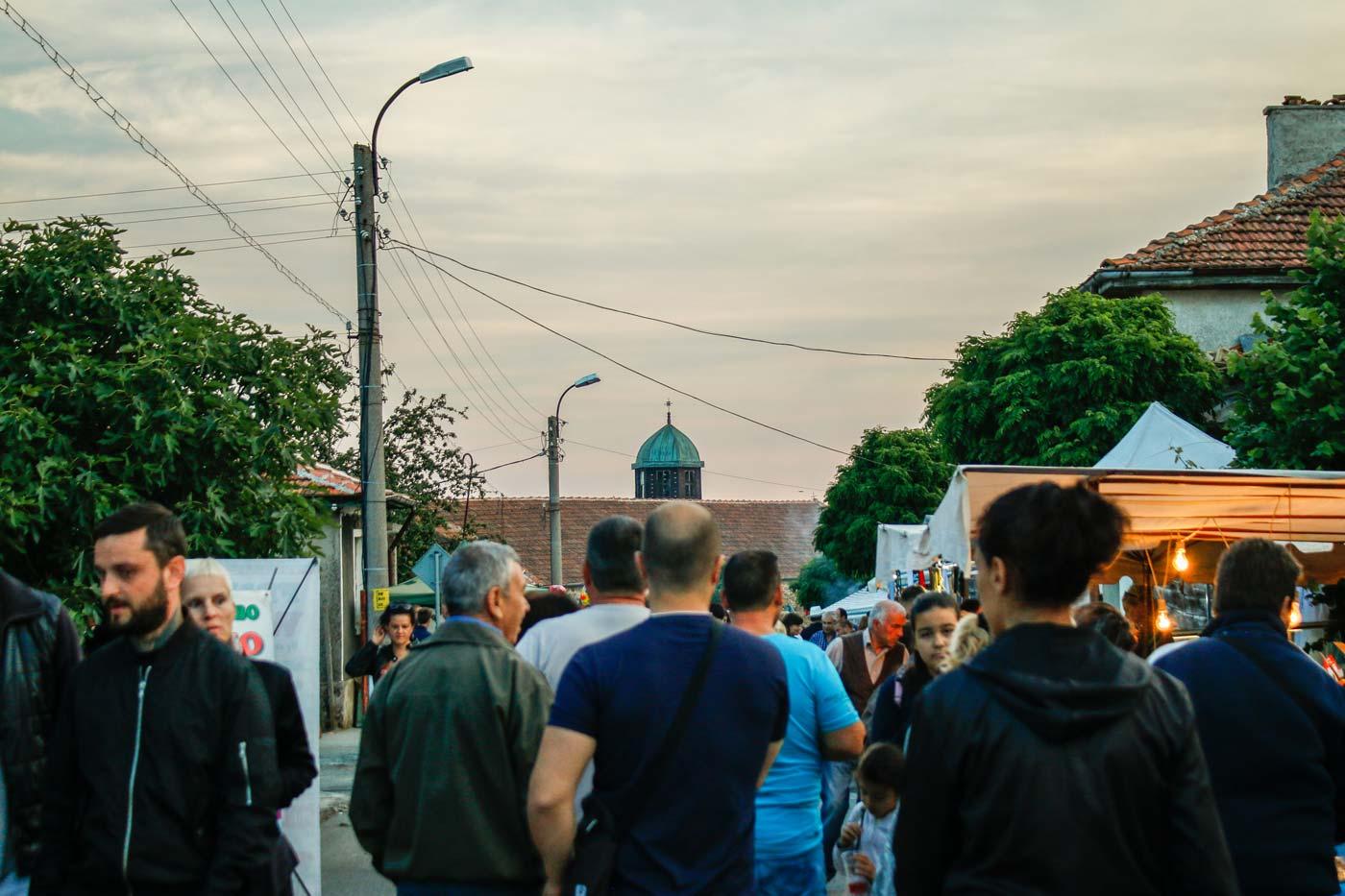 Панаир в село Българи