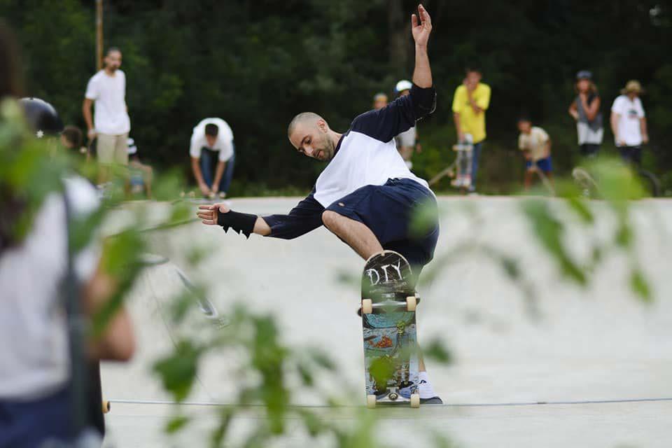 Състезания на скейт парка в Царево